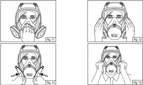 маска защитная зм6800 с фильтрами