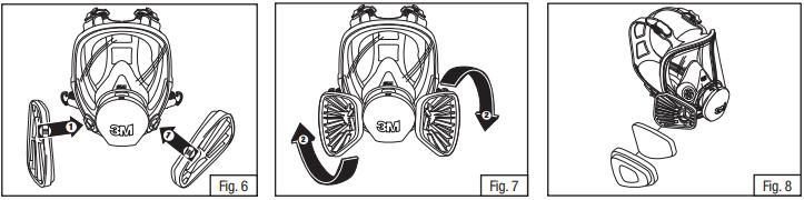 маска защитная зм 6800